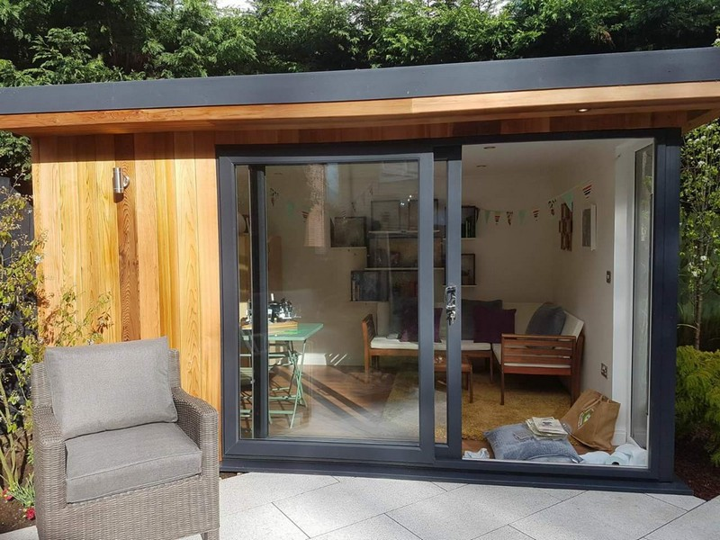 Garden Room Donation for the ITV show Love Your Garden – April 2018